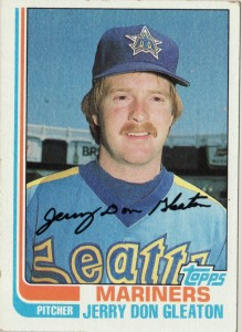 Jerry Don Gleaton Mariners
