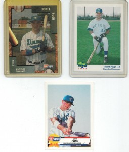 Scott Pugh - Baseball Cards